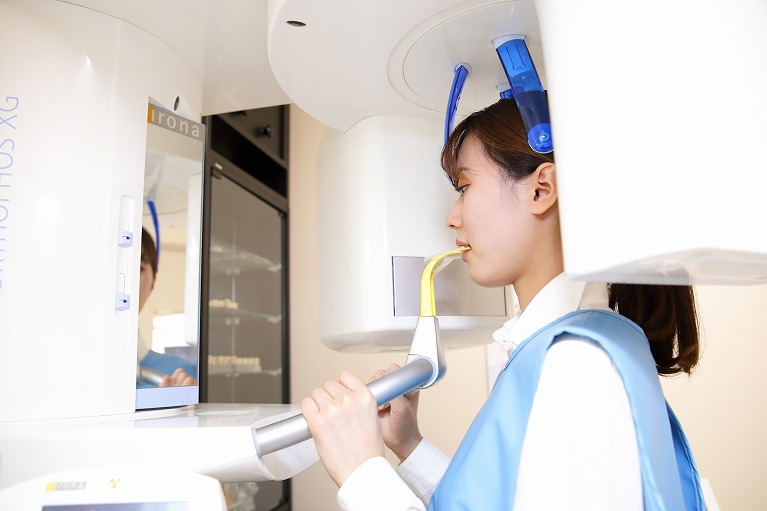歯科用CT・レントゲン