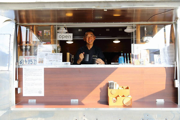 Airstream T`s Cafe
